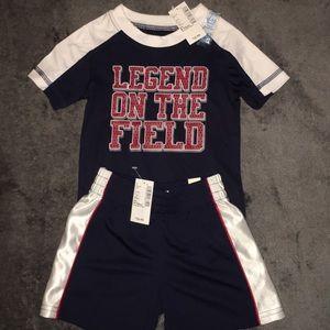 Children's Place Boy's Athletic Set